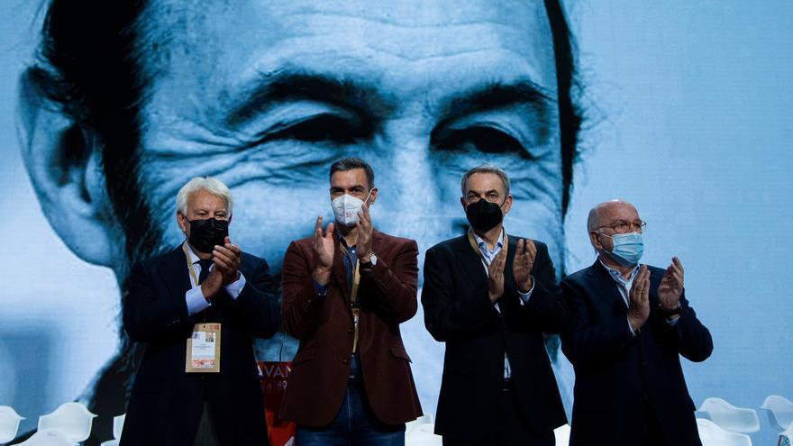 Las imágenes del 40º Congreso Federal del PSOE que se celebra en València