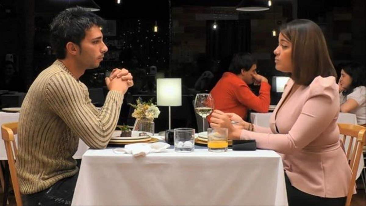 """La peor cita de 'First Dates': """"Me parece vergonzoso que haya mujeres así"""""""