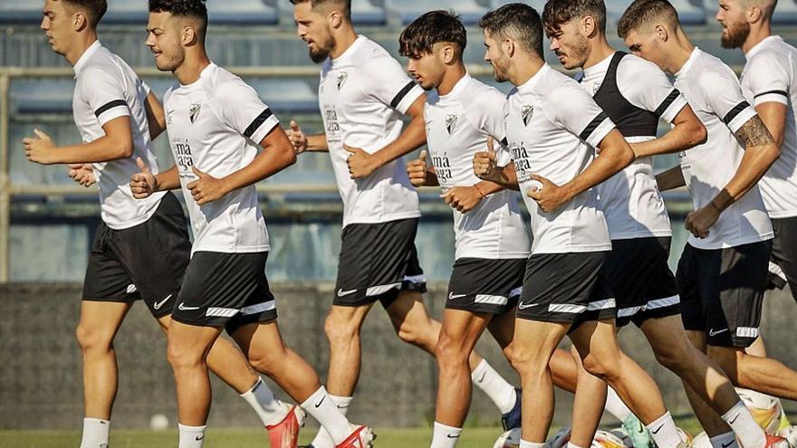 José Alberto y las múltiples opciones del Málaga CF para medirse a la Ponferradina