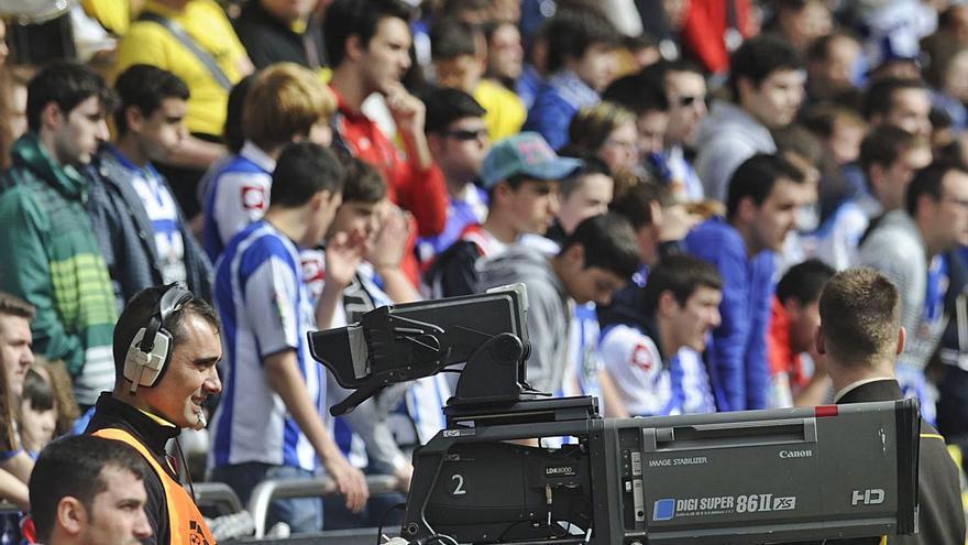 El Deportivo ingresará de la televisión en función de su puntuación y audiencia