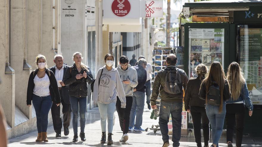 Compromís reclama la peatonalización permanente de La Rambla y el centro de Alicante