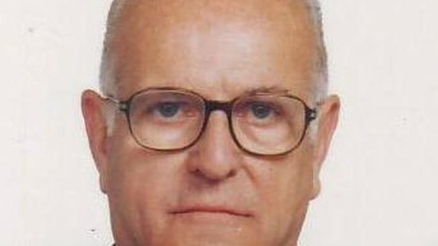 Fallece a los 87 años el cofrade egabrense Gonzalo Casas Leña