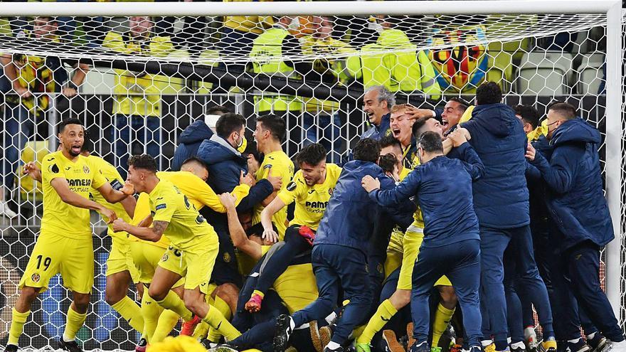 El Villarreal gana la final interminable