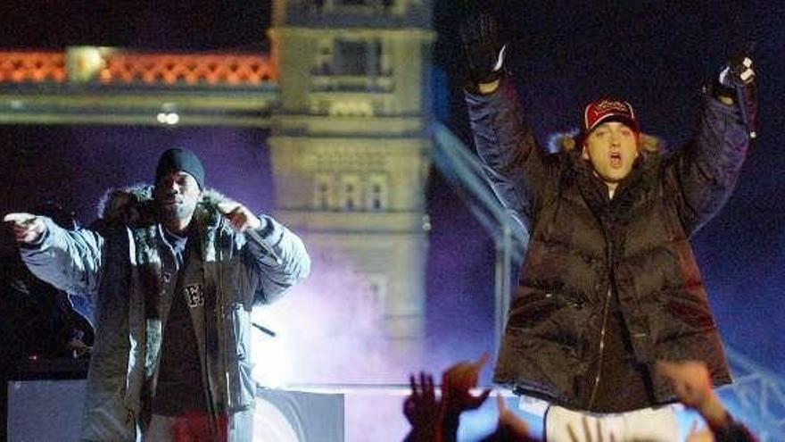 El rapero Eminem supera a ABBA y Led Zeppelin y bate el récord del 'hit-parade' británico con su álbum 'Kamikaze'