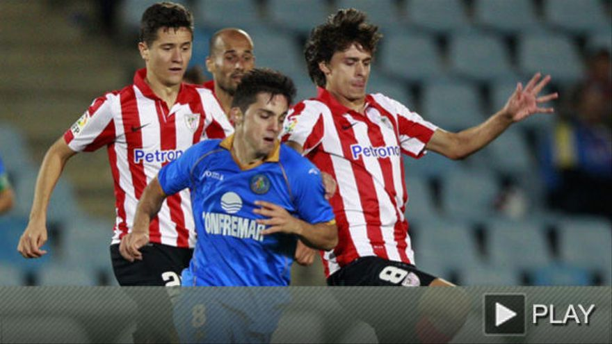 El Athletic toma impulso en Getafe apoyado en Iraizoz