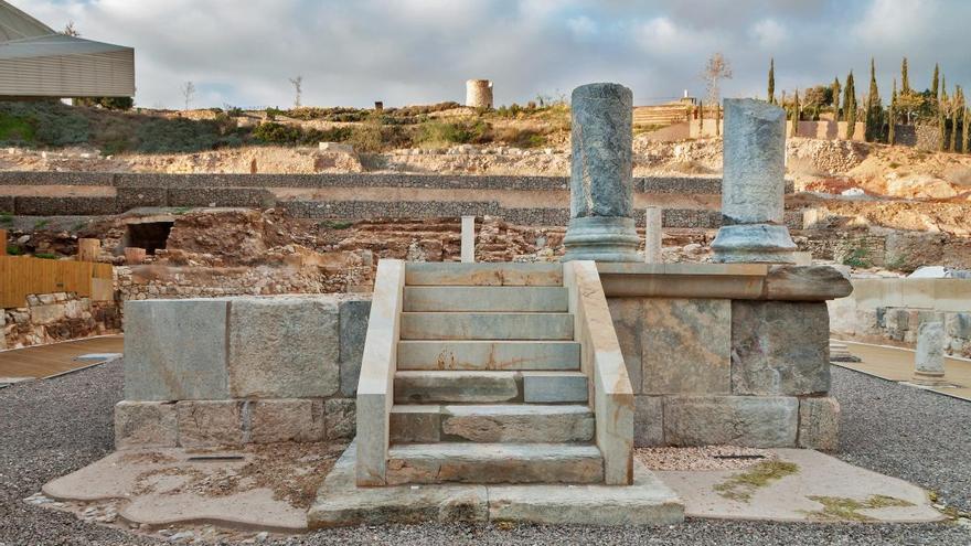Roma se muestra en Cartagena más viva que nunca