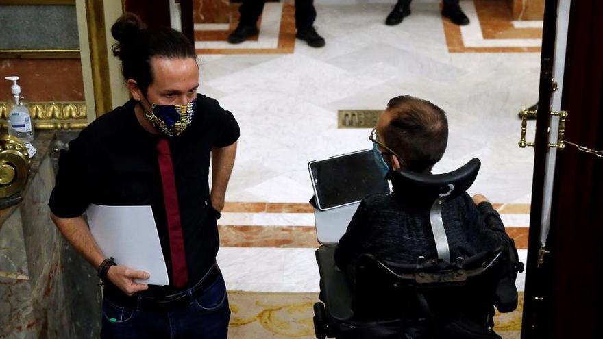 El juez ordena investigar la cuenta de Podemos de los pagos a la consultora Neurona