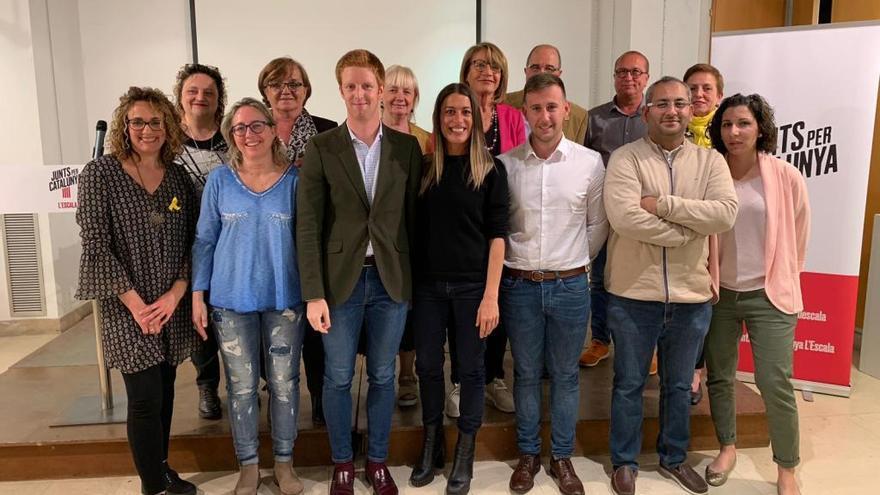 JxCAT l'Escala presenta una candidatura transversal liderada per Robert Bosch