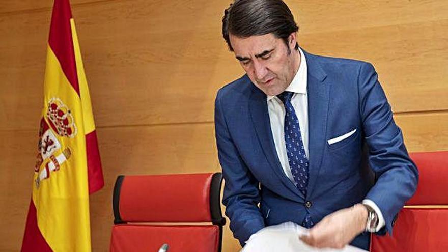 Quiñones cifra en 700.000 euros lo obtenido por la venta de todoterrenos