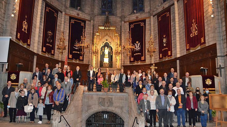 Cardona celebra la inauguració de l'orgue restaurat de Sant Miquel
