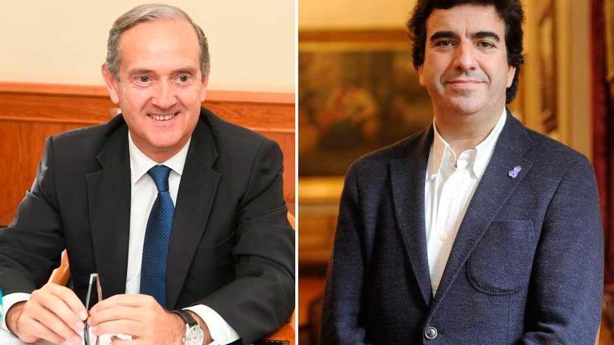 La Xunta releva a Enrique Losada al frente de la Autoridad Portuaria y nombra a Martín Fernández Prado