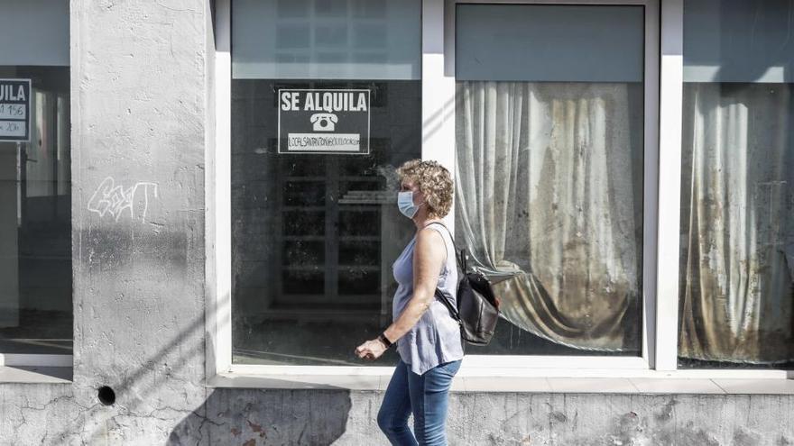 El Eixample de Vila y Sant Antoni actuaron como focos de contagio a zonas colindantes