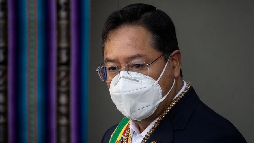 El presidente de Bolivia acusa a los países ricos de acaparar las vacunas