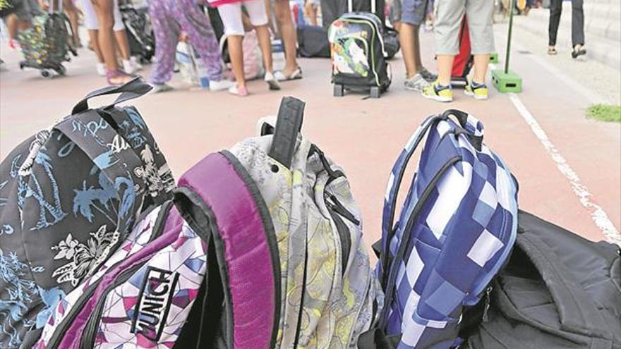 Faltan profesores 15 días después del arranque del curso