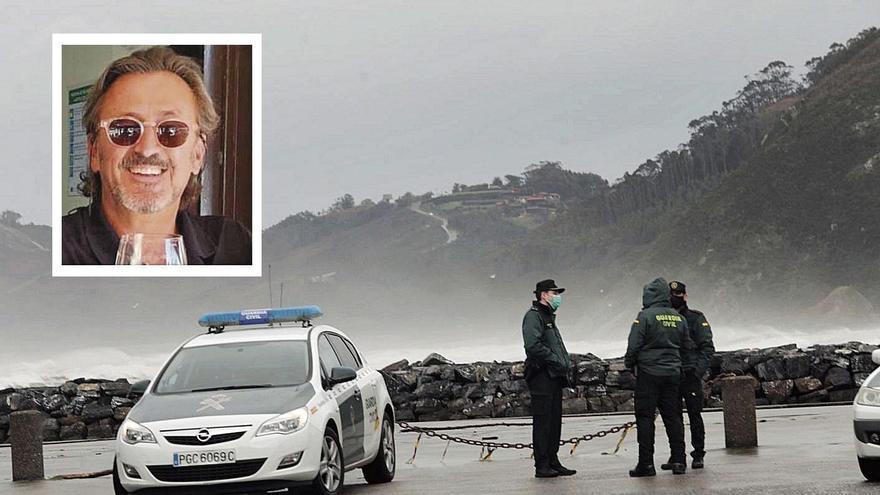 Llamamiento de la familia del desaparecido en Muros: buscan a una pareja que se pudo cruzar con él y piden salir con prismáticos a las playas