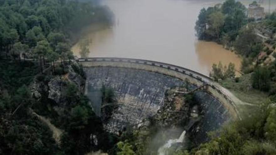 El Gobierno rechaza gestionar la presa de  la Generalitat que casi provoca una riada