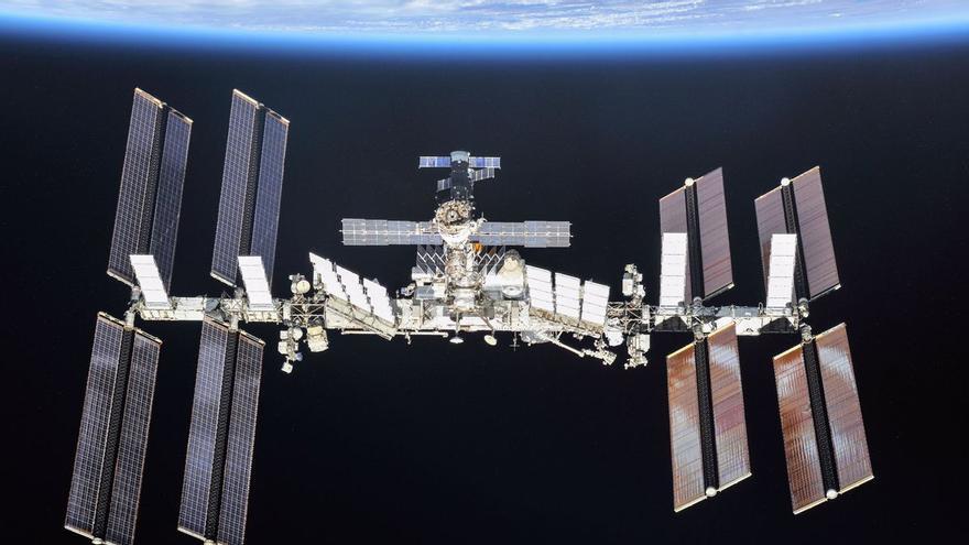 Esta noche se podrá divisar en el cielo de Canarias la Estación Espacial Internacional