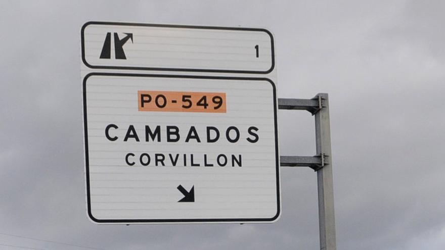 El Concello de Cambados mejora el acceso peatonal al centro cultural de Corvillón