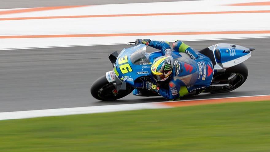 Mir se proclama campeón del mundo de MotoGP