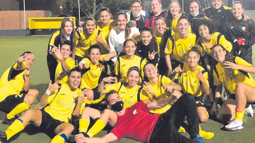 Pilotades   El Son Sardina femenino gana el derbi
