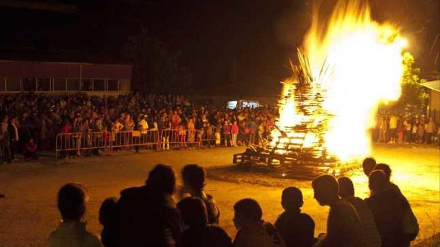 Laviana celebra San Xuan con un variado programa de actividades