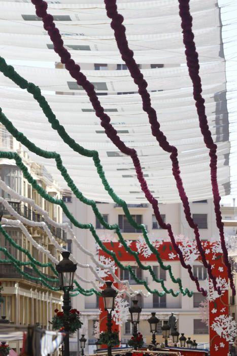 Viernes, 23 de agosto, en la Feria del Centro de Málaga