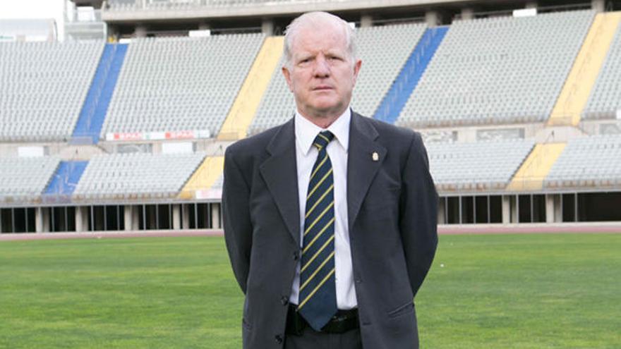 Fallece el exárbitro nacional y delegado de la UD, José Merino
