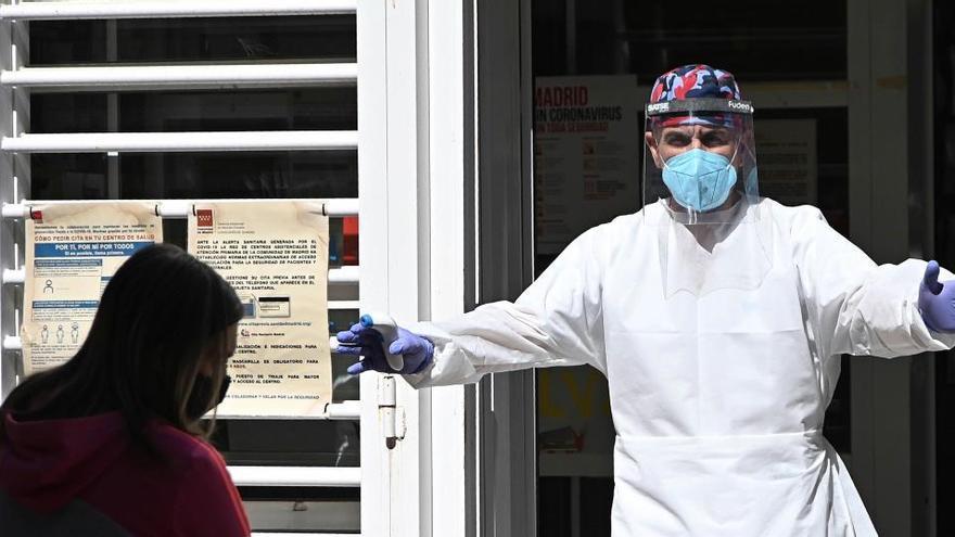 Sanidad anuncia 12.272 nuevos casos de coronavirus y 114 muertes