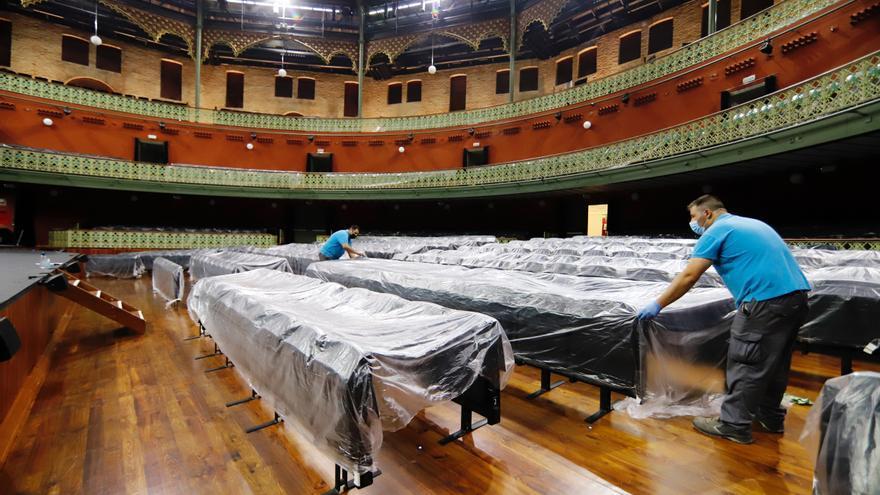 El Teatro Circo de Murcia, lo mejor de la cultura en la Región en 2020