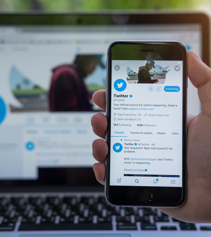 Twitter introduce charlas de audio en directo para competir con Clubhouse