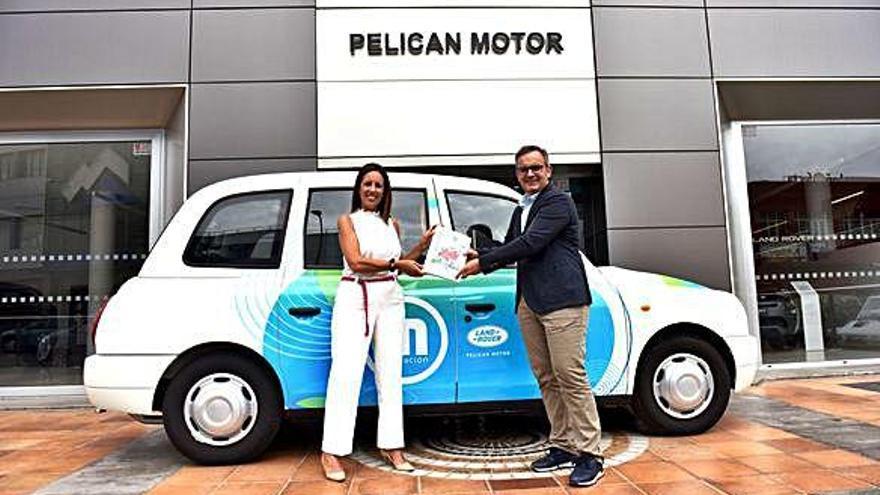 Pelican Motor dona un vehículo de 24.000 euros
