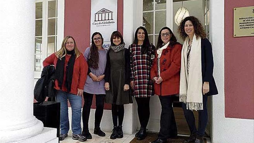 Els Erasmus del CIFP Son Llebre