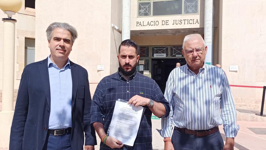 """Vox lleva ante el juzgado a dos concejales de Compromís y a uno de Unidas Podemos por un supuesto delito """"contra los derechos fundamentales"""""""