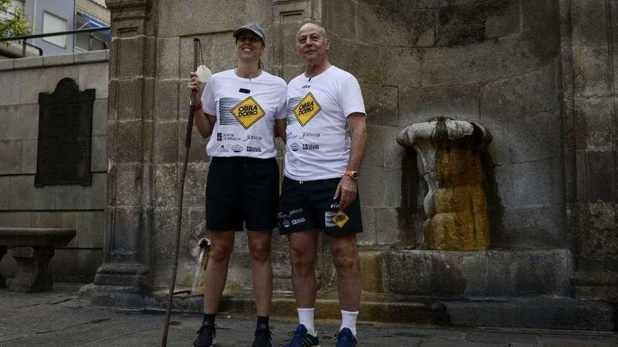 Desde Ourense hasta el más allá