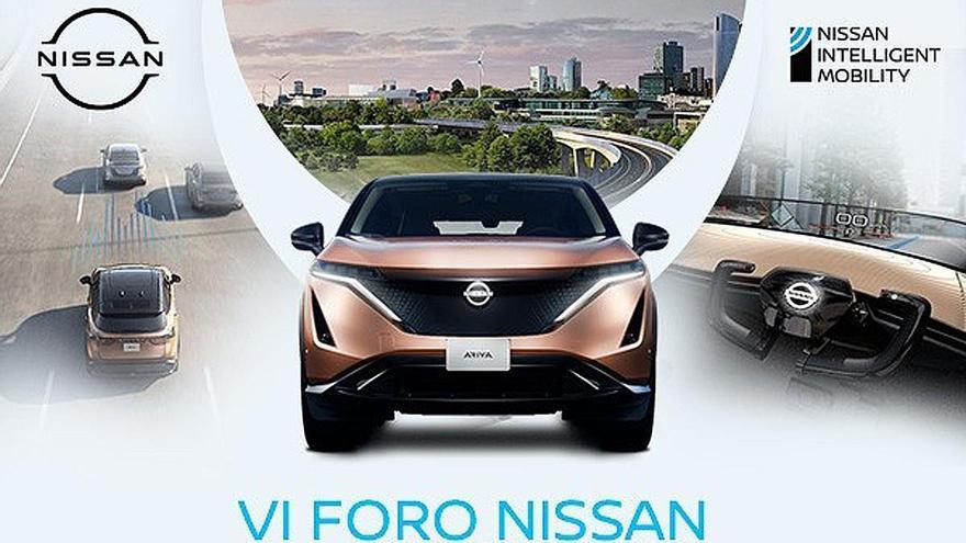 Nissan apuesta por la movilidad sostenible inteligente en el Smart City World Congress