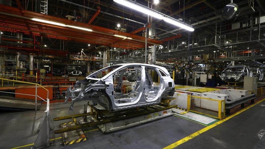 La planta de Figueruelas no retomará su producción hasta el martes