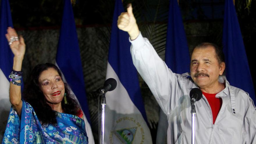 Ortega logra su cuarto mandato, tercero consecutivo