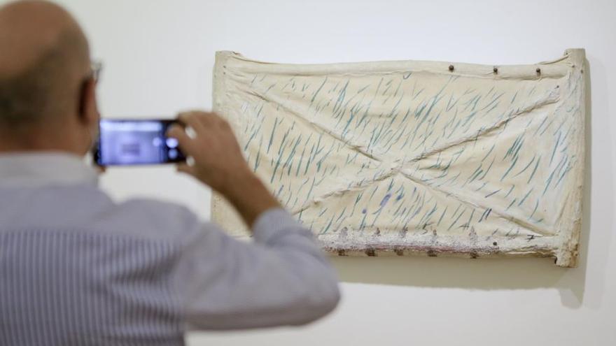 Magritte, Picasso y Luis Fernández destacan en el Bellas Artes