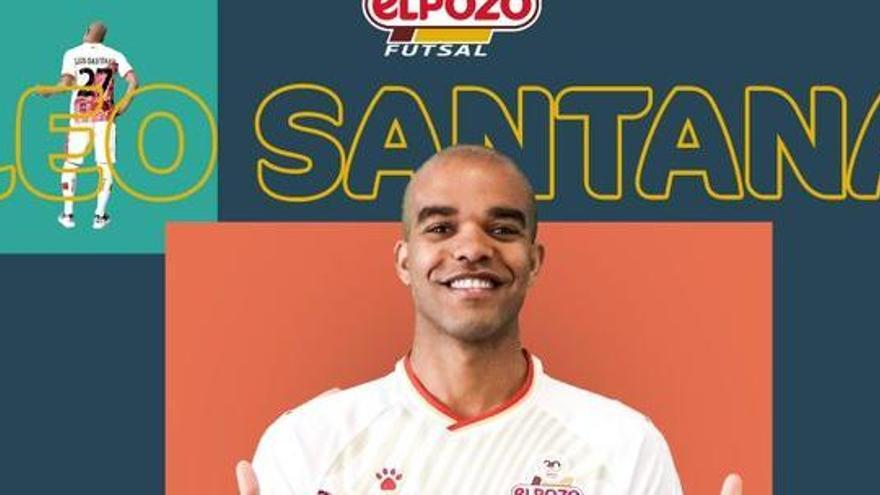 ElPozo renueva a Leo Santana, pese a estar casi todo el año lesionado
