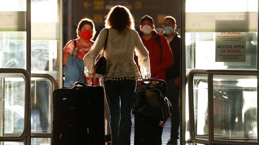 Los turistas que lleguen a España con el certificado verde digital evitarán test y cuarentenas