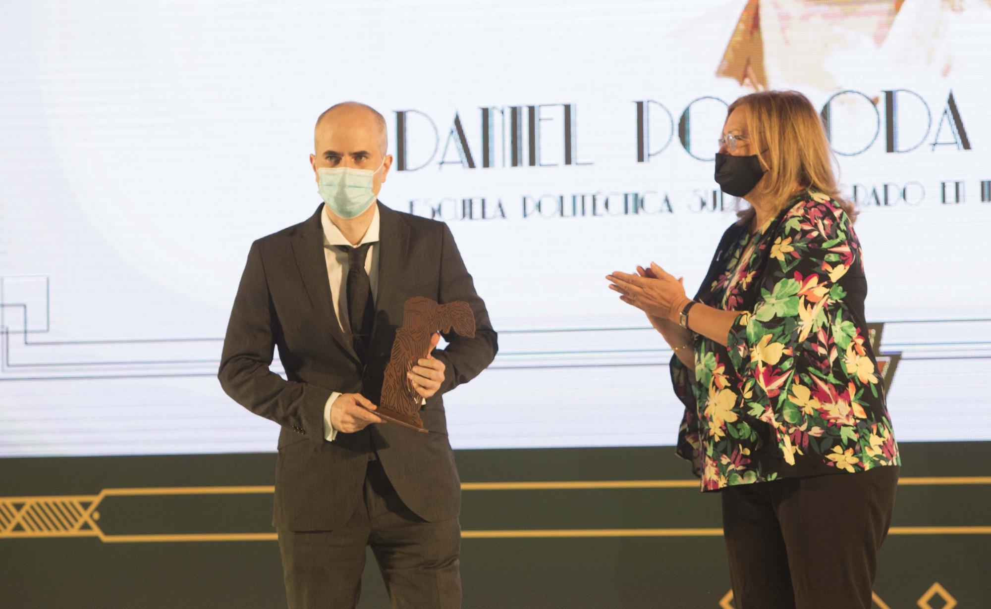Premios del Consejo Social de la UA, un aplauso al talento y la excelencia