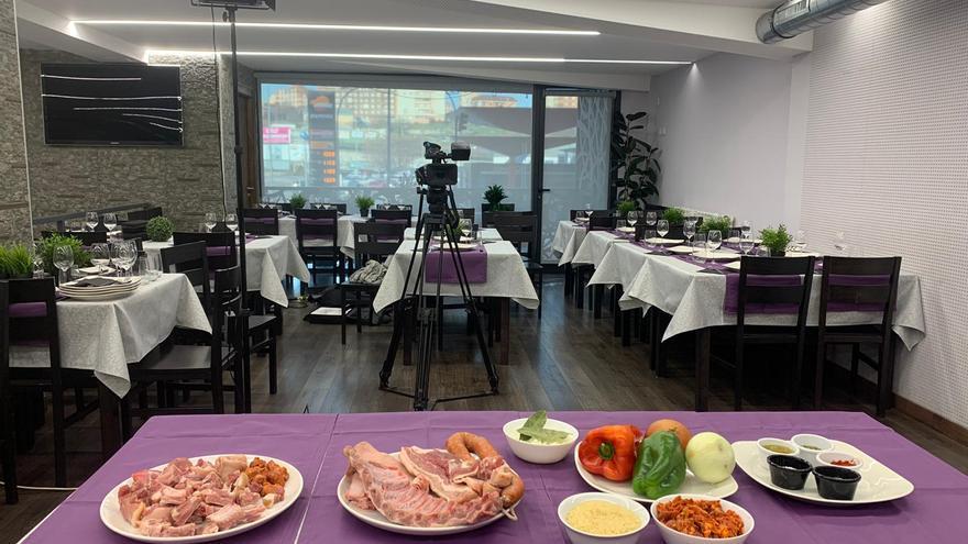 """Un restaurante de la capital presume de gastronomía y ciudad en """"Como Sapiens"""""""