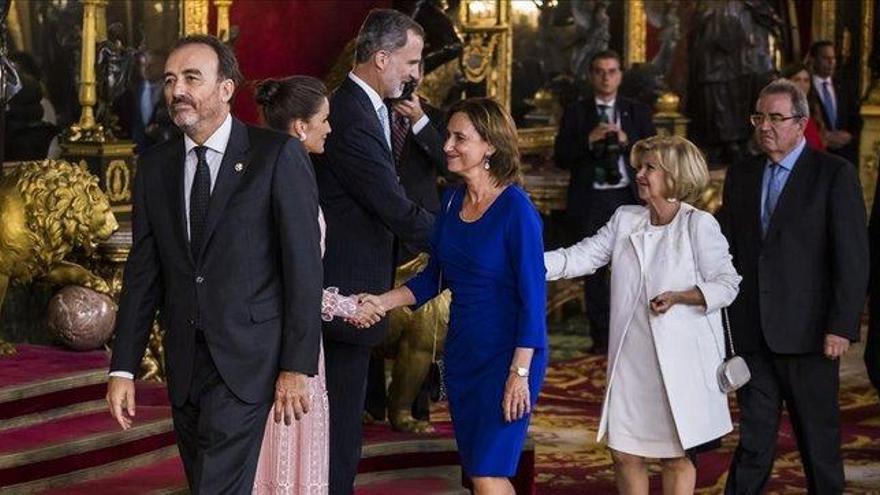 Tensa cautela en el Palacio Real ante la sentencia en diferido
