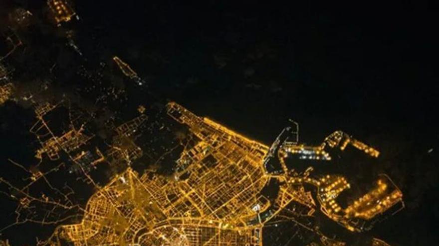 València, vista por la NASA