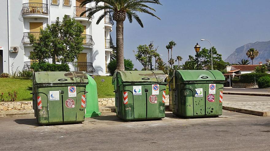 Dénia divide en tres temporadas el nuevo servicio de recogida de basura