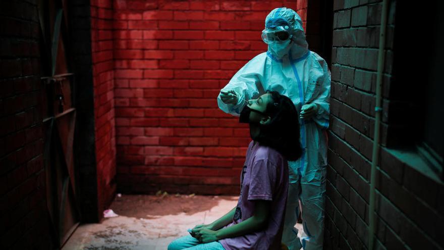 La pandemia deja más de 25,2 millones de casos