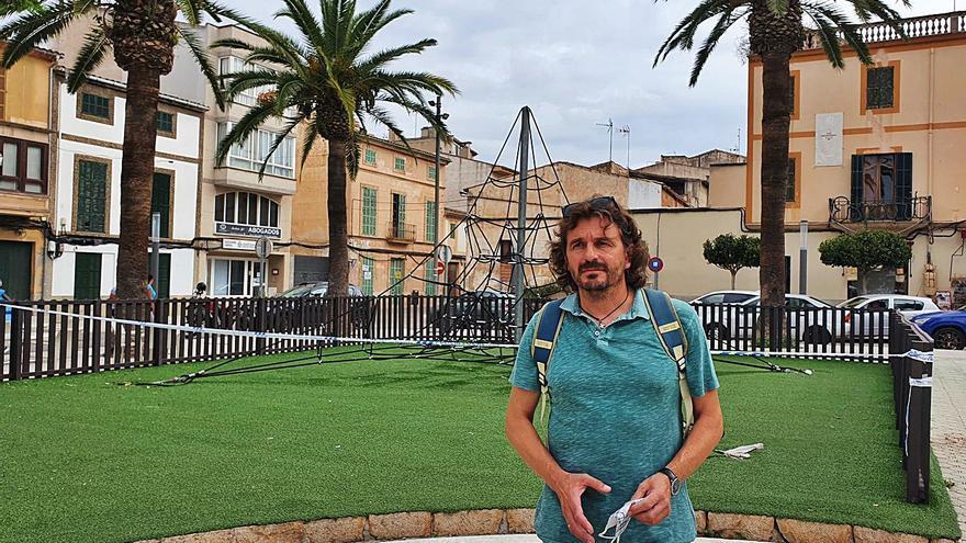 Joan Aznar: «El problema es solo uno: Xisco Duarte»