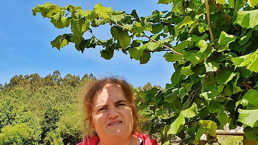 """""""Mi relato se inspira en el lagar que hay en mi casa, donde prensan las uvas"""""""