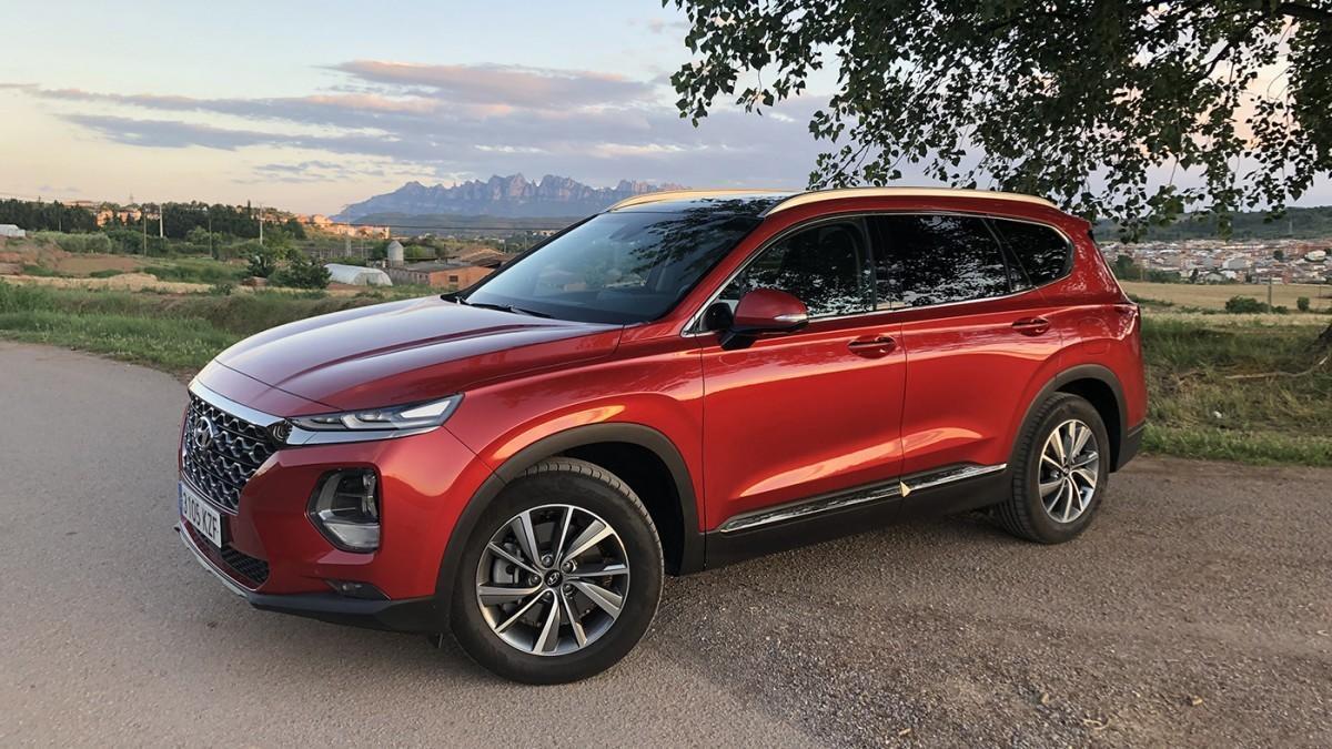 Prueba del Hyundai Santa Fe, un nuevo referente