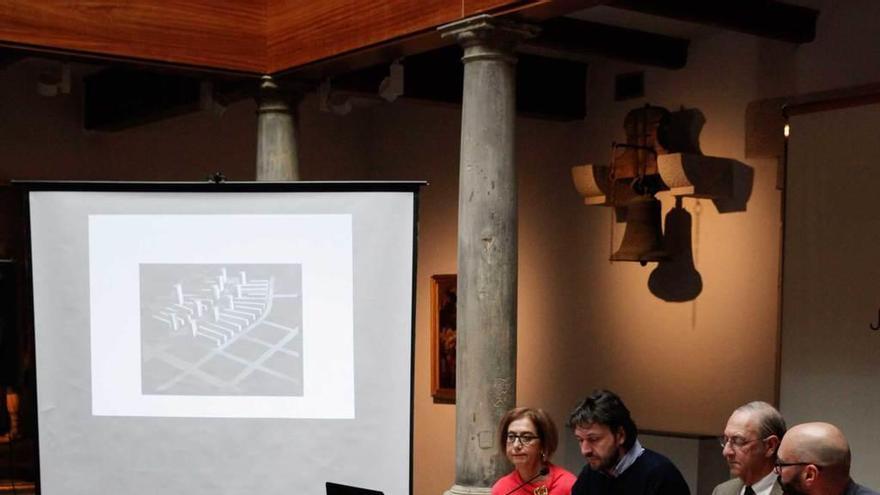 El Museo Casa Natal Jovellanos expondrá el legado arquitectónico de Miguel Díaz Negrete